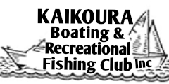 Kaikoura Boating & Recreational Fishing Club